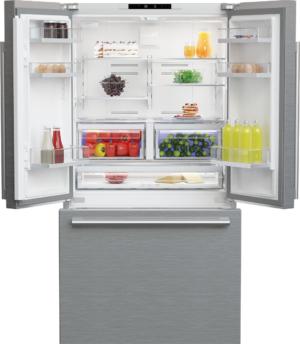 36″ Counter Depth French Door Refrigerator - Vibrant Life