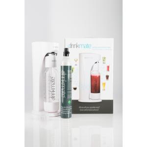 Drinkmate Home Carbonation Machine In White
