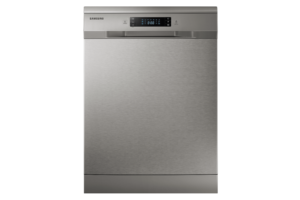 Dw60h6050fs 24″ Free Standing Dish Washer, 14 Sets, Silver Colour - Samsung