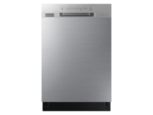Front Control Dishwasher With Hybrid Interior In Stainless Steel - Samsung