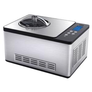 Icm-220ssy Whynter 2 Quart Capacity Ice Cream Maker & Yogurt Incubator With Stainless Steel Bowl - Whynter