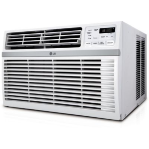 Lg 6,000 Btu Window Air Conditioner, Lw6019er