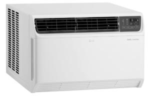Lg Dual Inverter Smart Wi-fi Window Air Conditioner (model Lw1517ivsm)