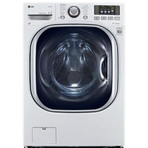 Lg Electronics 4.3 Cu. Ft. White All-in-one Washer And Electric Ventless Dryer