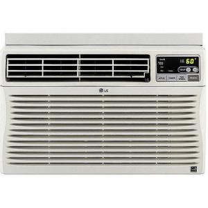 Lg Electronics Lw1012er High Efficiency 10,000-btu Room Window Air Conditioner