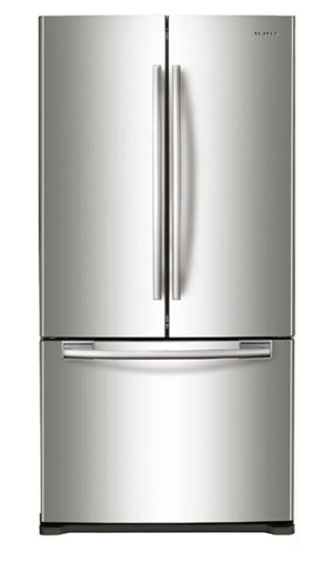 Samsung 18 Cu. Ft. Counter Depth Stainless Steel French Door Refrigerator