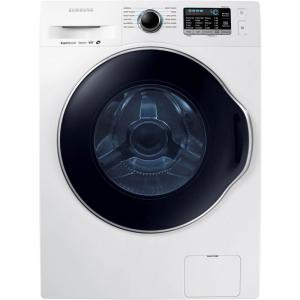 Samsung 24 In. 2.2 Doe Cu. Ft. High Efficiency Front Load Washer With Steam In White, Energy Star
