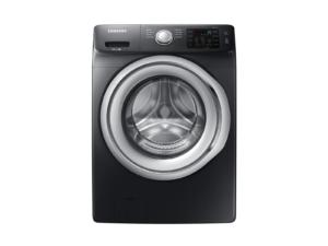 Samsung Wf45n5300av, Dve45n5300v Stacked Washer And Electric Dryer Set