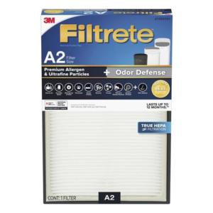 True Hepa Air Purifier Filter - Filtrete