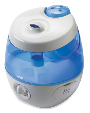Vicks Sweet Dreams Cool Mist Ultrasonic Humidifier, Vul575